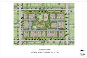 Heritage Place concept plan 7/31/2020